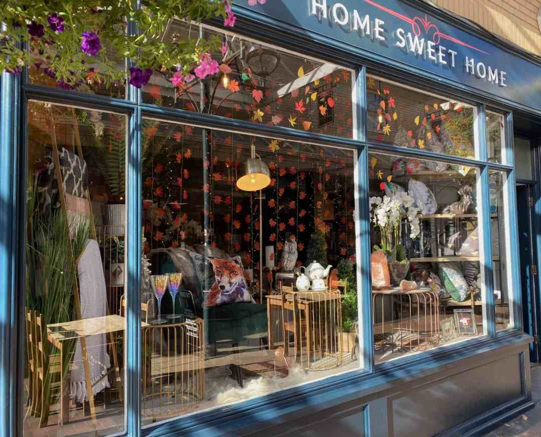 Home Sweet Home Homewares shop