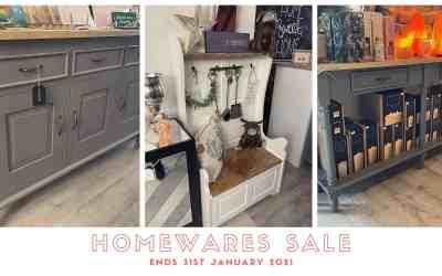 January Furniture Sale