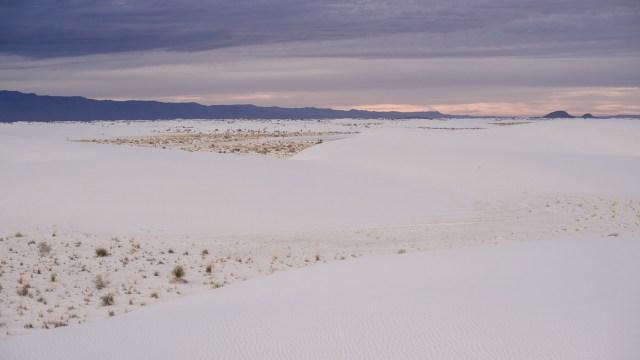 white sands national park sunrise adventure