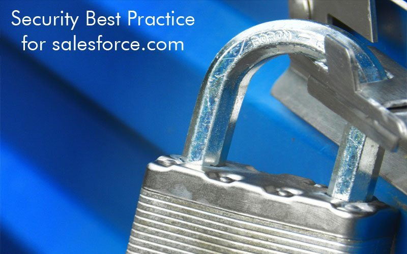 salesforce security