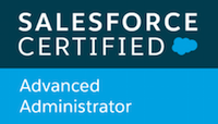 Advanced Administrator Certification Logo