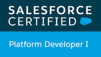 Platform Developer I Certification Logo