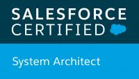 System Architect Certification Logo
