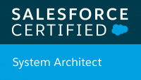 System Architect Certification Logo