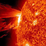 CME from NASA