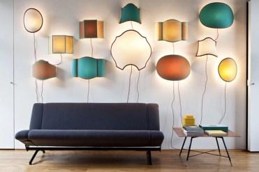 Luminárias de parede da Servomuto