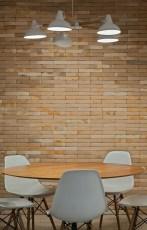 Projeto: Lucas Lage   Revestimento: cerâmica Fazenda, da TerraTile