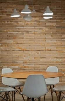 Projeto: Lucas Lage | Revestimento: cerâmica Fazenda, da TerraTile