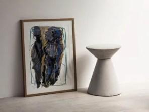 Banco ou mesa lateral por Mube Design