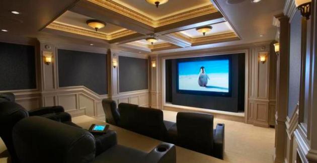 Home Theaters by Design   Andover  NJ 07821