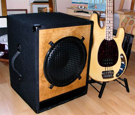 Bass Cab Build Home Theater Forum And Systems Hometheatershack Com