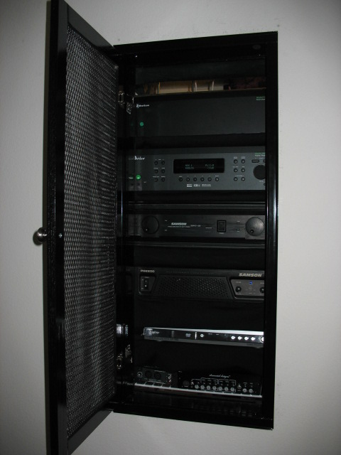AV Rack Home Theater Forum And Systems