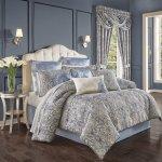 Alexis California King 4 Piece Comforter Set