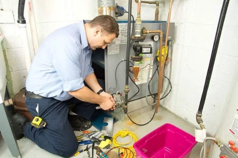 Electric Water Heater Wiring Schematic