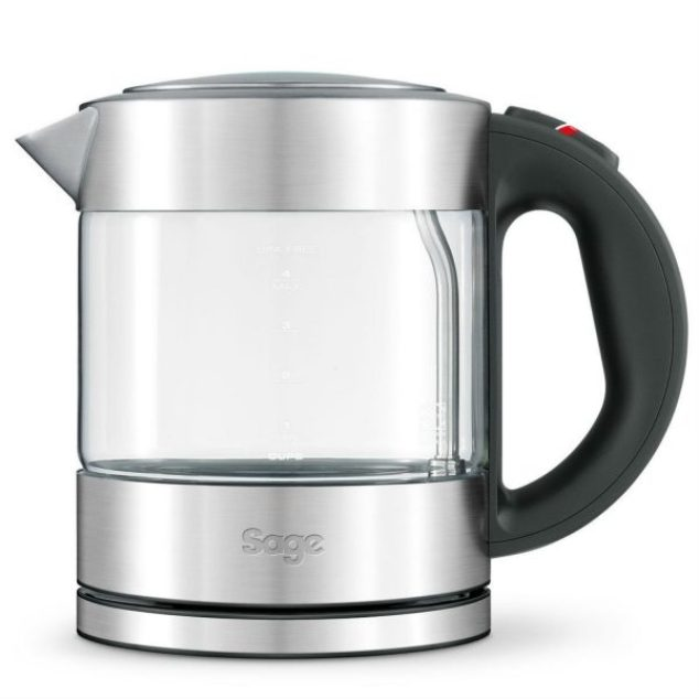 Sage by Heston Blumenthal BKE395UK the Compact Glass Kettle Kettle Review