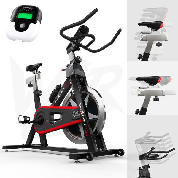 We R Sports Aerobic Training Cycle Exercise Bike Review
