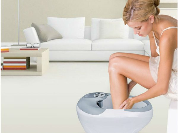 Foot Spa Reviews - Best Foot Spa - Top 5 models heated, bubbling and massaging