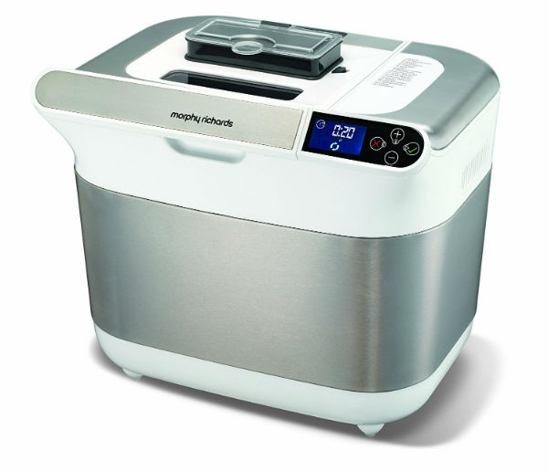 Morphy Richards 48324 Premium Plus Breadmaker Review