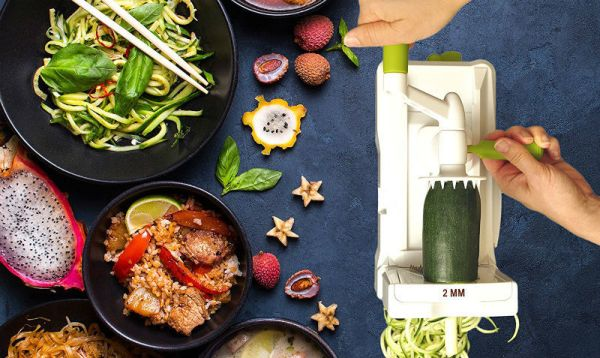 Best Spiralizer Reviews - Top 6 Electric and Manual Models