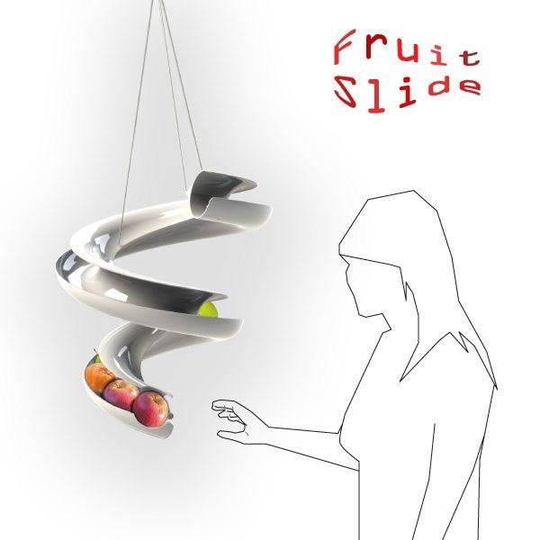Fruit Slide