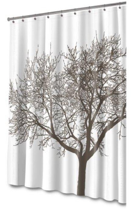 Superior Graphic Shower Curtains