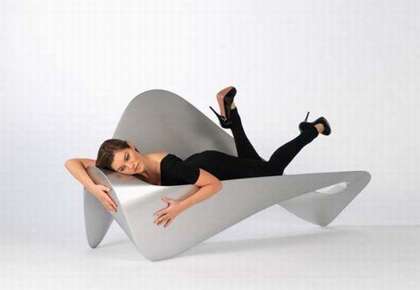 Model Three Dimensional Sofa By Daan Mulder Form F