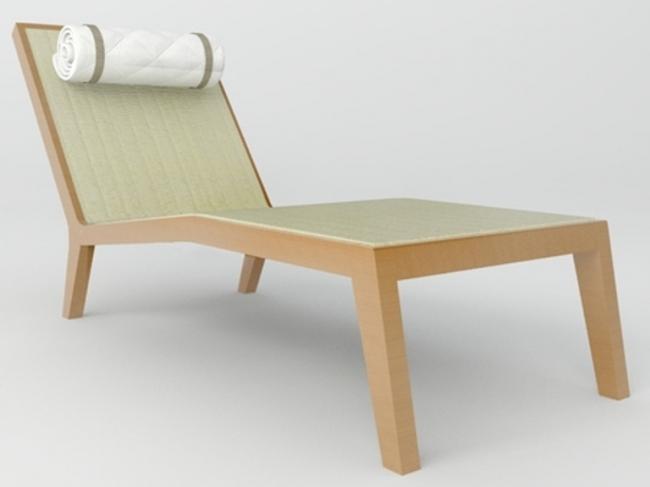Tatami Lounge Chair