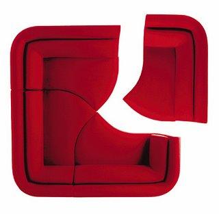 yang sofa detachable
