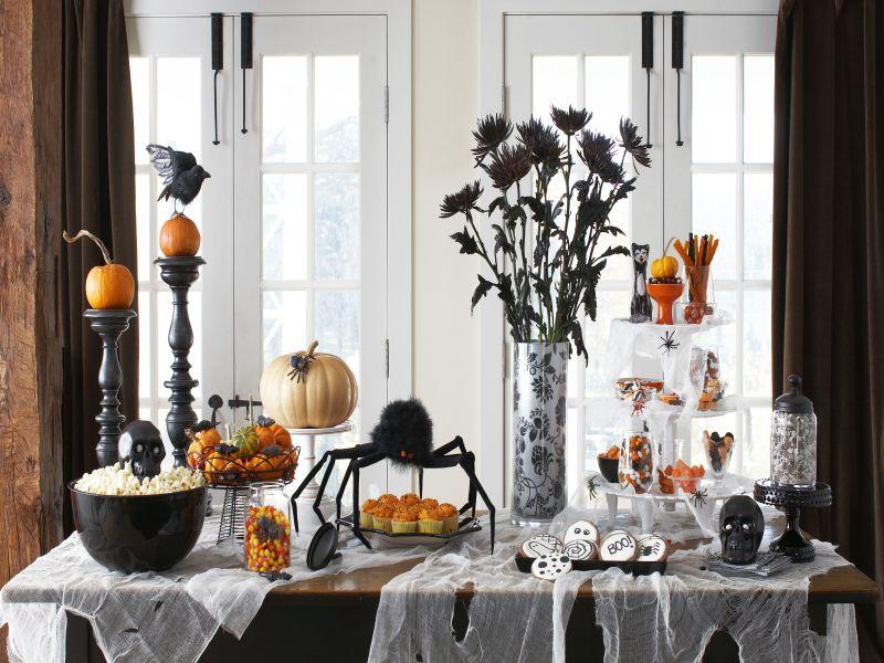 Halloween Decor Indoors