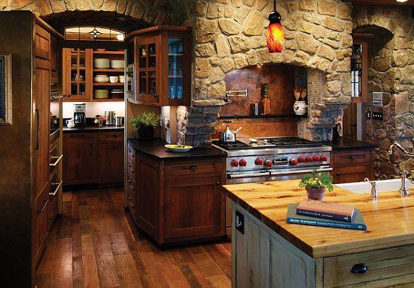 Rustic Kitchen Designs_1