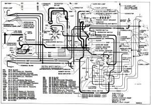 1953 Buick Wiring Diagrams  Hometown Buick