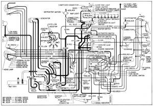 1954 Buick Wiring Diagrams  Hometown Buick