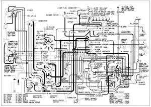 1956 Buick Wiring Diagrams  Hometown Buick