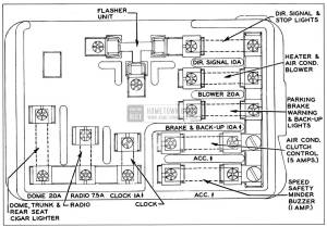 1957 Buick Wiring Diagrams  Hometown Buick