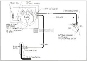 1959 Buick Wiring Diagrams  Hometown Buick
