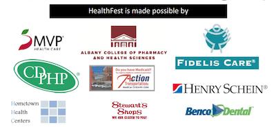 Health Fest Sponsors