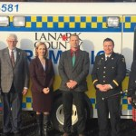 Lanark paramedics get new headquarters