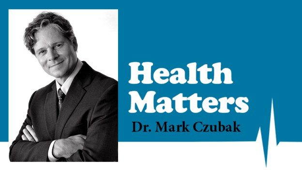Dr. Mark Czubak, Health Matters Column