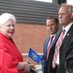 Small towns welcome Lieutenant Governor of Ontario