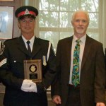 Smiths Falls honours three officers for bravery in April 28 fire