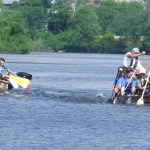 Annual Paddlefest sees participants of all ages