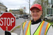 Crossing Guard Peggy-Ann Reid