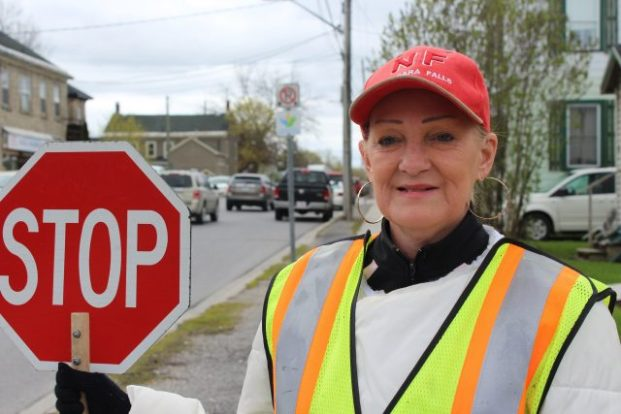 Crossing Guard Peggy-Ann Reid