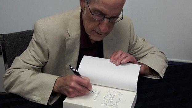 Author David Mulholland