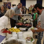 Bellies were filled, good times had at reconciliation dinner in Perth