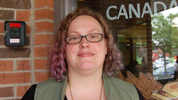 Adult Services and Outreach Coordinator Caroline Zeeman