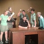 Who Dunit? starts at Station Theatre Oct. 13
