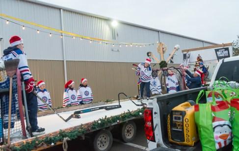 SF Santa Parade Dec 09 004