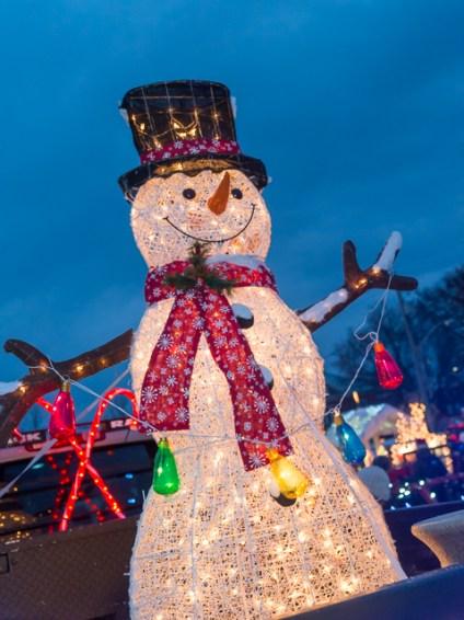 SF Santa Parade Dec 09 012