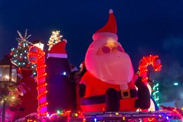 SF Santa Parade Dec 09 021
